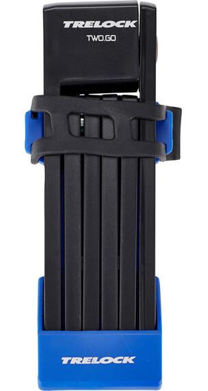 Trelock FS 200/75 TWO.GO slot 75 cm blauw